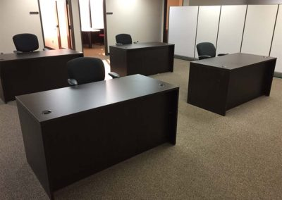 Office Desk Space for Lease