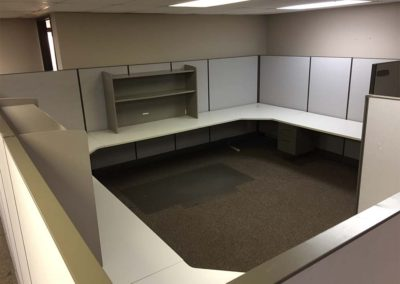 Office Team Cubicle Space for Lease